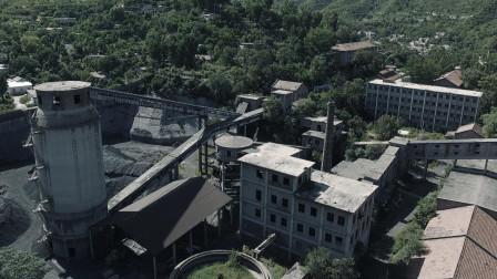 走进50年代的废弃煤矿, 看看那里的旧时光