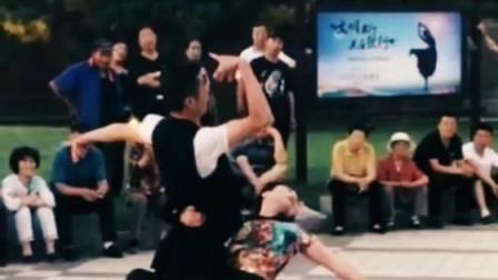 他们把交际舞跳出来不一样的境界, 大家可以去学习一下!