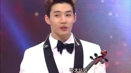 Henry不认识韩国艺人, 名字和脸对不上, 完全不知道对方就在现场
