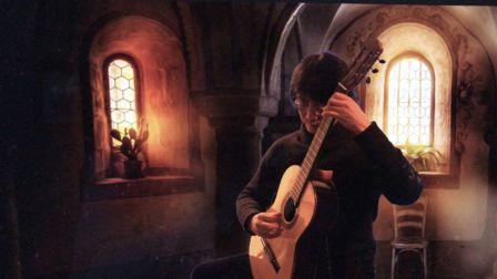 西班牙福利亚主题变奏曲 古典吉他 M.J张季