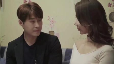 韩国电影, 跟嫂子的第一次见面, 相视一笑以表礼貌!