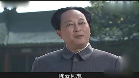 天安门上隐藏了近一年的秘密, 刘少奇曾道出玄机