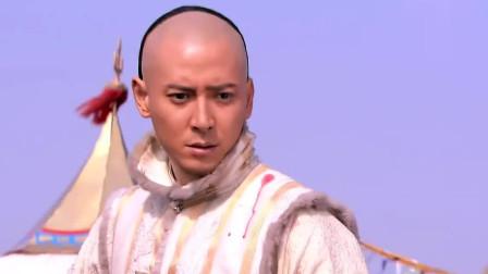 山河恋: 玉儿被当做人质, 幸好皇太极的救助她才没有危险!