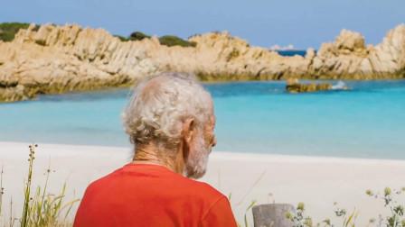 70岁老人隐居孤岛29年