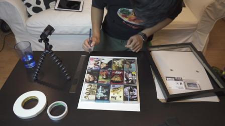 Eric's Time Vlog/DIY磁带装饰画