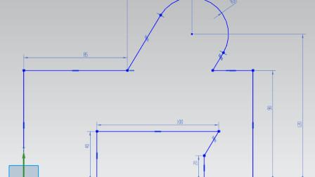 NX12.0   第十二课  草绘实例二