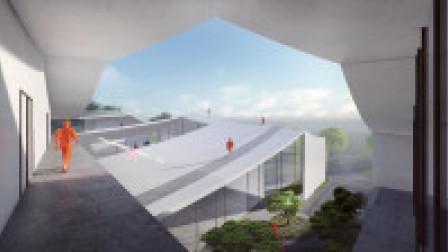 【小隐建筑】温江·大嘉汇·全龄康养小镇展示中心
