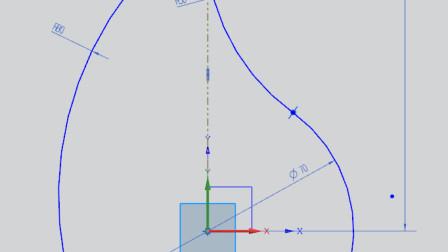 NX12.0   第十六课   草绘实例六