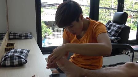 脚部护理, 越南刮指手法, 专业又舒适