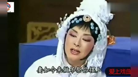 豫剧名旦陈淑敏演唱《秦雪梅》经典唱段吊孝, 太凄惨, 感动哭多少观众