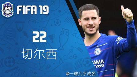 "【一球】FIFA19 天津泰达经理生涯 #22 ""切尔西"""