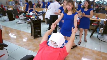 体验越南spa, 放松双臂, 缓解肌肉紧张