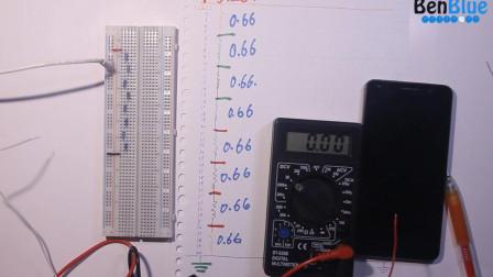B16、串联电路【自制8位计算机】
