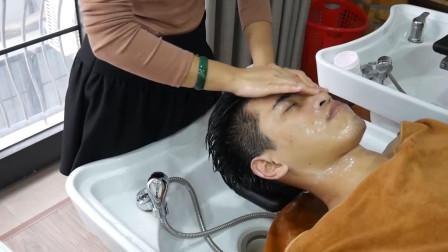 越南专业面部护理, 看着太舒服了, 好想去试试