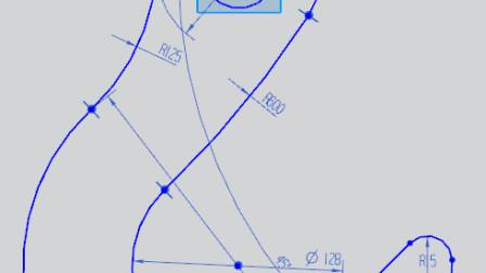 NX12.0    第十七课   草绘实例七