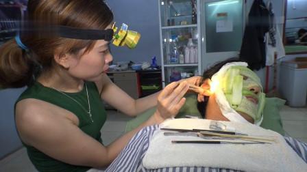 传统越南采耳, 技师手法一流, 太舒服了