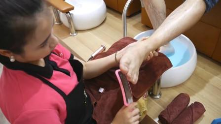 越南足疗spa, 缓解生活压力, 看着特别舒服