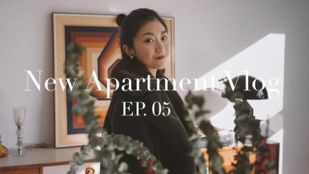 New Apartment Vlog 第五集: 给大家看看新添的家具丨Savislook