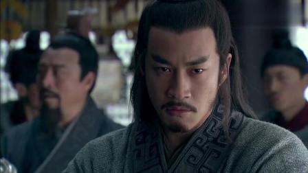 《楚汉传奇》: 项羽思复再三, 命令龙且带领十万精兵攻打韩信, 霸王果然霸气!