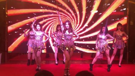 西安爵士舞演出 动感青春活力舞蹈表演 年会舞蹈编排 鑫舞曹老师