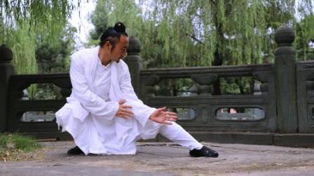 武当秘传太极拳36式  修身养性 锻炼五脏六腑