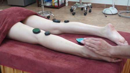 泰式按摩法: 腿部按摩美腿减肥, 缓解肌肉压力, 放松心情(4)