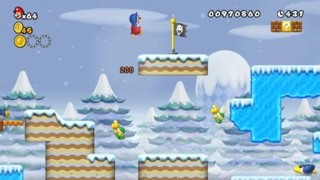 新超级马里奥兄弟Wii 18期 3-1
