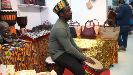 吉林长春 24岁非洲加纳小伙长春淘金  自学汉语说能流利说绕口令