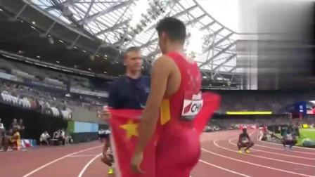 谢震业让中国速度闪耀田径世界杯下一目标锁定亚运会200米金牌