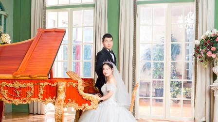 马伟、李腾藤 婚纱摄影电子相册
