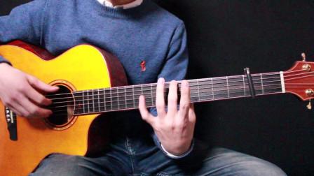 《blue泛音片段练习》指弹吉他教学 靠谱吉他蔡宁 娜塔莎KC4初心