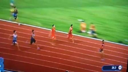 男子4✘100日本冠军, 印尼出人预料获亚军, 中国竭尽全力季军