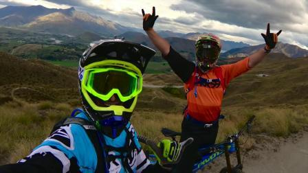 POLYGON - 一起和好手SAM REYNOLDS在新西兰FREERIDE!