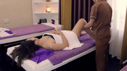 美女去越南旅途, 专门体验了一下当地特色的spa一条龙服务!