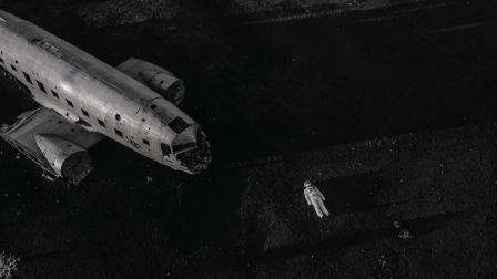 云洲数字电影 | 迷失火星  冰岛飞机残骸
