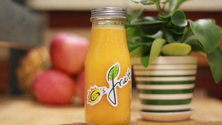 芒果跟菠萝是什么神仙搭配! 榨汁好喝又瘦身, 女明星都爱这款