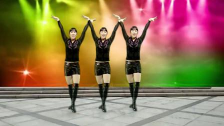 感觉人生到了最高潮《好嗨呦》网红现代舞飞魅广场舞
