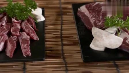 烤肉, 叶片的清爽和烤肉的浓香让人食欲大开
