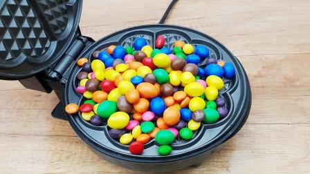 巧克力豆遇上高温电饼铛能坚持多久 最后还能吃吗