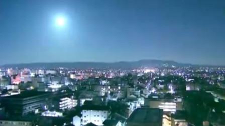 日本 凌晨天降神秘大火球 多地民众被强光 爆炸声惊醒