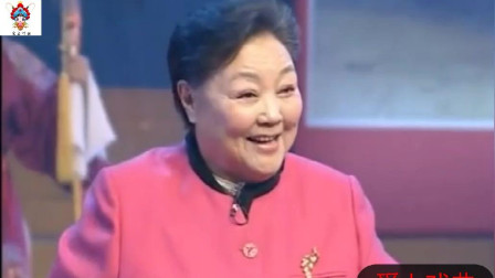 豫剧大师马金凤, 和柏青等四位弟子演唱《花枪缘》老身家住南阳地