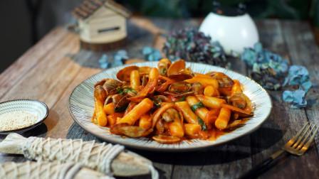 今年过年吃点啥: 蛤蜊炒年糕前来报名