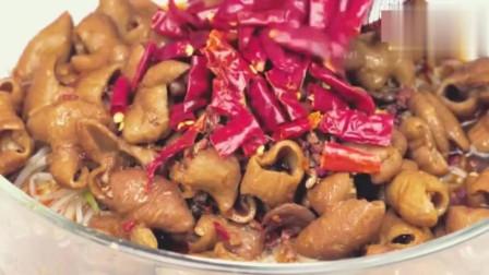 舌尖上的中国-家常爆炒肥肠, 美味可口的下酒菜!