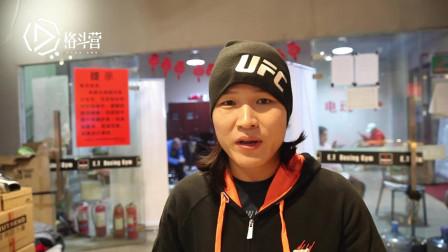 张伟丽2019年新年愿望希望冲击UFC金腰带