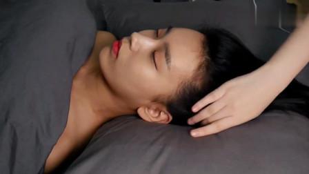 韩国特色按摩, 促进血液循环, 美女体验后感到十分舒适