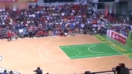 菲律宾扣篮大赛 最后一扣真尴尬, 估计库里去了是冠军!