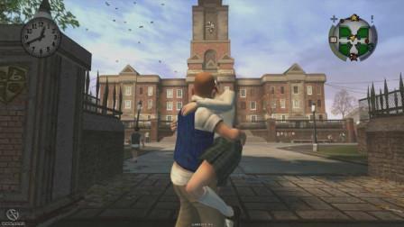 这几年竟出了如此真实的校园版GTA游戏