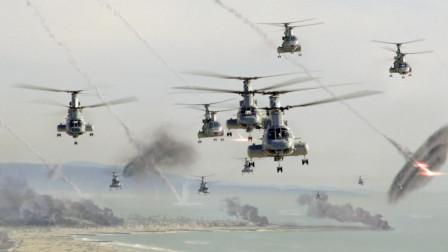 外星人入侵洛杉矶, 美军炮弹轰击, 太激烈了
