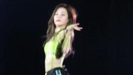 2019 SMTOWN家族演唱会智利场 Red Velvet《RBB》