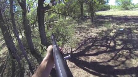 体验一下现实版的第一视角移动射击